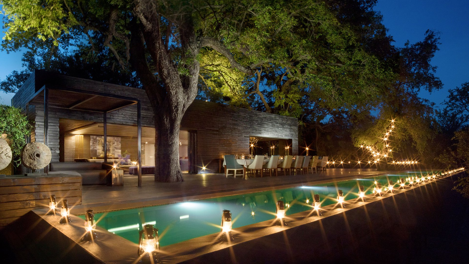 Luxury African Safari Lodge in Sabi Sand | Silvan Safari
